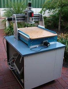 TheBackShed.com - DIY CNC