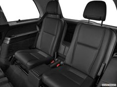 The capacity for excellence lets you do more. Seven individual seats. Fore-aft adjustable second row. Tiered cinema seating lets rear passengers enjoy an elevated view over the seats in front. And third row seats also disappear into the load floor and remaining passenger seats fold flat. This Volvo takes care of business.