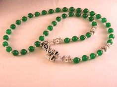 Jade Necklace  #Etsy #handmade #jewelry #promotingwomen