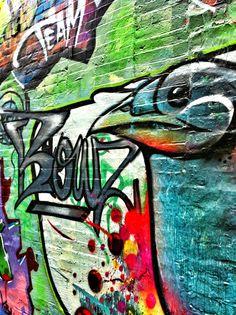 Cambridge, MA street art...