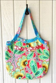 The Secretary Purse PDF Pattern by Schoolhouse Sewing Patterns