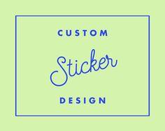 Custom Stickers Stickers Design Stickers Template Custom Logo Stickers Personalized Stickers Product Labels Planner Return Address Labels