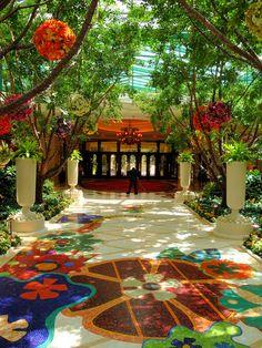 The Wynn Hotel, Las Vegas, Nevada, USA