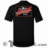 TGI Greek Tshirt - Phi Gamma Delta - Fiji Shirt