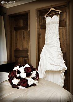 Dana & Joseph's September 2012 #wedding at Saint Bernard's Church and The Olde Mill Inn :D (#photography by deanmichaelstudio.com)