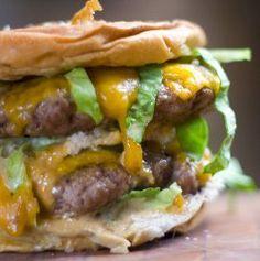 Homemade Big Macs For A Crowd | AllFreeCopycatRecipes.com