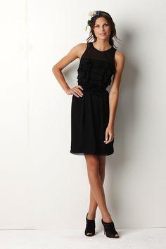 great bridesmaid look...mayebe my bridesmaids would love this dress. I know I do!!