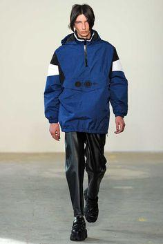 Patrik ErvellMenswear Collection Fall Winter 2017New York Fashion WeekNYTCREDIT NOWFASHION