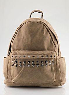 ΣΑΚΙΔΙΟ ΠΛΑΤΗΣ ΜΕ ΤΡΟΥΚΣ 130-7 - The Fashion Project Fall Winter 2015, Fashion Backpack, Backpacks, Bags, Handbags, Taschen, Purse, Purses, Backpack