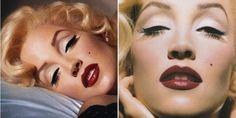 Marilyn Monro fake photos