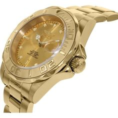 Invicta Men's Pro Diver 13929 Gold Stainless-Steel Automatic Watch