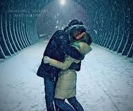 In the SNOW! <3simply the most amazing thing in the world<3