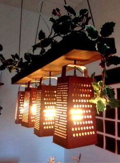 Grater lamps, need I say more?