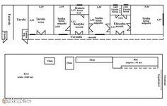 Fa gerendás belső födémmel parasztház - Sáregres - 4246444