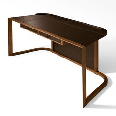 Visit us and find unique Giorgetti home furniture such as the ION Writing Desk. Table Furniture, Cool Furniture, Furniture Design, Sideboard Furniture, Office Table, Home Office Desks, Contemporary Furniture, Luxury Furniture, Dressing Table Desk
