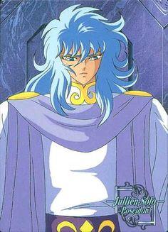 Saint Seiya - Poseidon Julian Solo