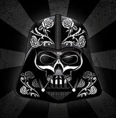 Star Wars Mexican Muertos Art