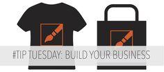 #TipTuesday - Using #Artworktool to build your business