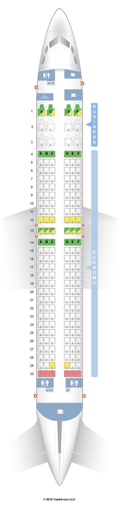 Boeing  Ana All Nippon Airways Seating Chart  Airline Seating