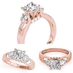 When the love of your life knows exactly what she wants for her rinG  Contact us to make her dream come true! #dreams #engagementring #rosegold #custom #favorite #diamondring #proposal #boyfriend #girlfriend #fiance #love #couple #relationshipgoals #holidays #gifts #christmaseve #beautiful #california #happy #oneofakind #theknot #lovers #hinthint #design #diamond #luxury #bling