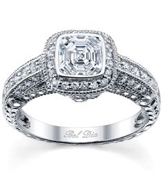 vintage engagement rings | Most Popular Engagement Ring Styles: 2012 Engagement Ring Trends ...