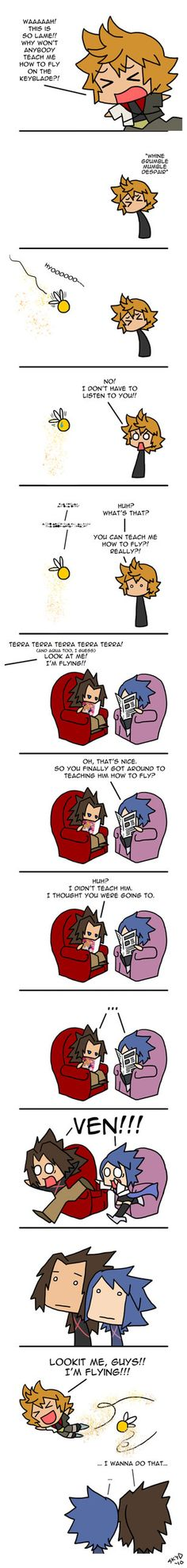 KHBBS - Flying Lesson Pt. III by KimYoshiko on DeviantArt