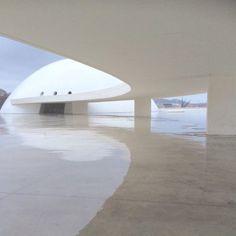 Radiante #asturias #architecture #niemeyer