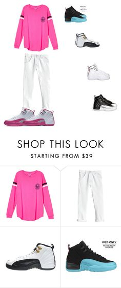 """""""The outfit of Jordan 12's"""" by allyealashay on Polyvore featuring Rebecca Taylor, Retrò and TAXI"""