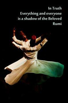 Maulana Jalaluddin Mohammed Rumi, great Persian Muslim mystic & poet.