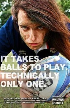 It takes balls to play. Technically only one.