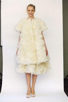 Vestido de novia Temperley colección Otoño - Invierno 2014/2015.