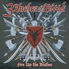 3 Inches of Blood - Trash Metal band from Canada