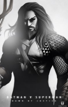 I approve of the actor and depiction of Aquaman in the DCCU. No we just have to see about the story...