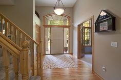 Spacious, Inviting Foyer to Greet Guests