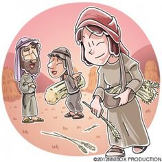 Story of Ruth - Images, Crafts, Lesson Plans - www.biblecraftsandactivities.com