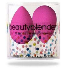 best makeup sponge....blend ladies blend. Once you go to beauty blender, you never go back.