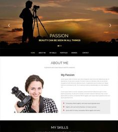 Photography-Bootstrap-HTML5-Template