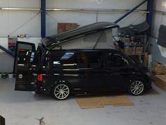 Vw Transporter Camper, T5 Camper, Vw T5, Mini Van, Day Van, Cool Campers, Vw Cars, Campervan, Vans