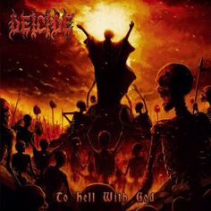 Deicide - To Hell With God # satanic death metal