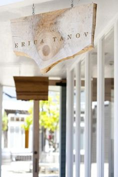 above office doors? Root Studio sign : Gallery Image : Remodelista