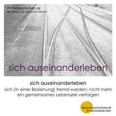 auseinanderleben_Deutsch_lernen_deutschwortschatz_Galerie