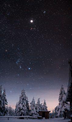 lori-rocks: Starry Sky by Dmitry Storozhenko