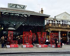 #bhf in #CoventGarden #London showing their love