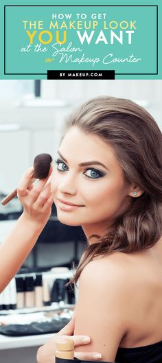 Make sure you get the look you want next time you visit the salon or makeup counter by reading these tips!