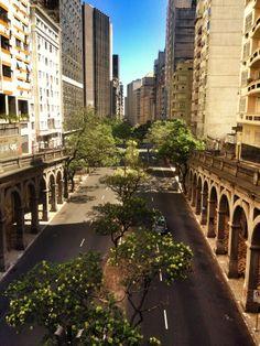 Avenida Borges de Medeiros, Porto Alegre (RS), por Tadeu Sposito do Amaral, Brasil