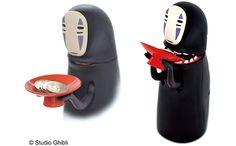 ジブリファン必見☆「あっ」と声が出るカオナシの貯金箱がおもしろい! − ISUTA(イスタ)オシャレを発信するニュースサイト