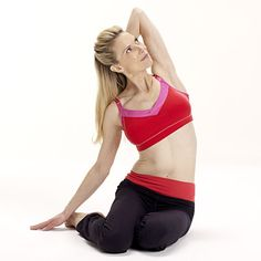 This yoga move will help you sleep better tonight...