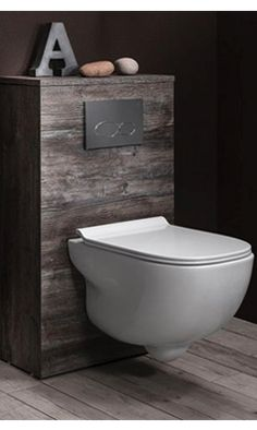 Crosswater toilet Furniture Unit For Back to Wall & Wall Hung toilets. Lots Of Stylish Finish Options and A Slimline Design to Save Space. Back To Wall Toilets, Bath Panel, Wall Hung Toilet, Space Saving, The Unit, Small Bathrooms, Furniture, Design, Ideas
