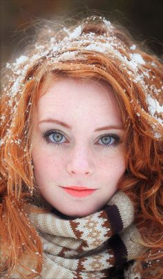 "lovesensualamazinglace77: ""Redhead """
