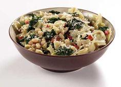 Healthy pasta meals